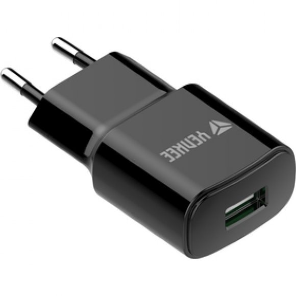 YAC 2013BK USB Nabíječka 2400mA YENKEE