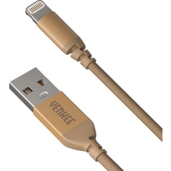 YCU 611 GD USB / lightning 1m YENKEE