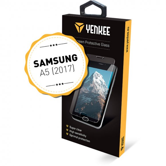YPG NO02 ochr. sklo Galaxy A5 YENKEE