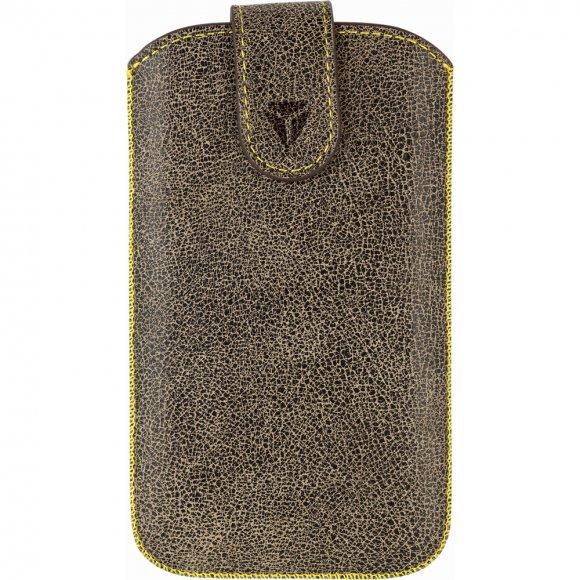 YBM R063 Pouzdro RHINO brown XL YENKEE